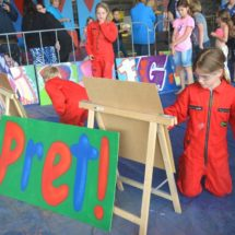 Children's Pret (fun) festival 23 – 31 July