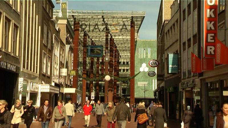 Zara Mega Store In Piazza Eindhoven News