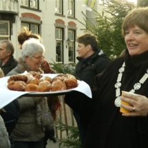 Geldrop-Mierlo bid farewell to Mayor Donders