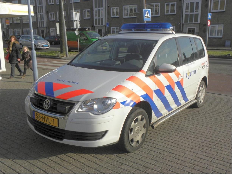 police, eindhoven, dead man
