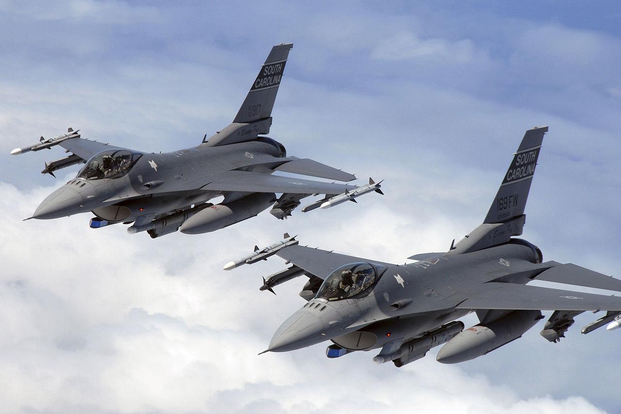 Residents tweet complaints over noisy jet pilot training