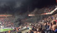 PSV beats AJAX; board furious about smoke bombs