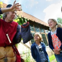 Games Galore At PreHistoric Village For Easter