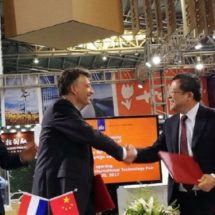 Solliance teams up with chinese Hanergy to develop new solutions for SolaRoad