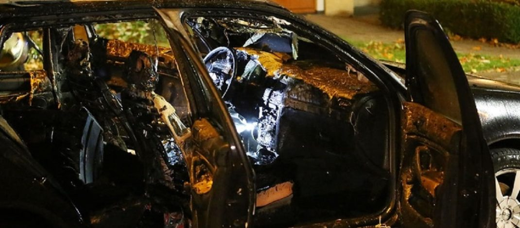 Three cars torched in Geldrop