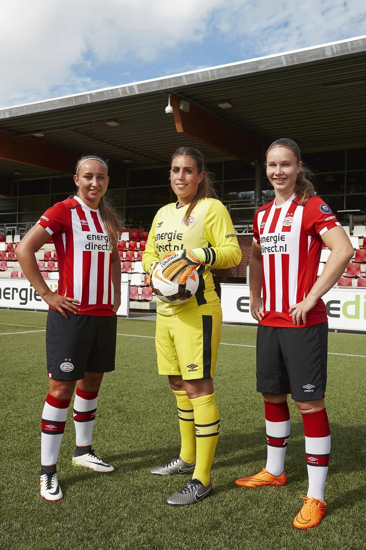94d84806a Female goalkeeper wants Dutch and European Cup - Eindhoven News