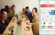"Get your ""foodies"" – Snapfood: dinner organizing platform"