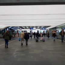 Eindhoven station ready after five years of renovation