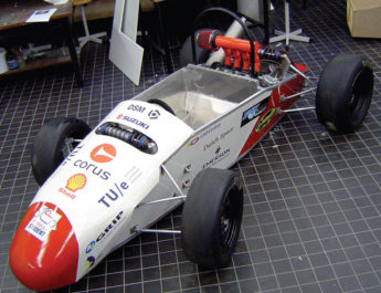 URE turns 15, to reveal new racing car