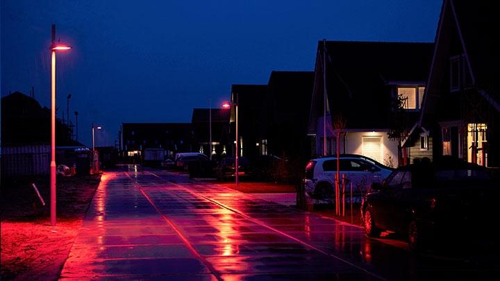 Bat Friendly Street Lighting