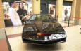 Nostalgia: replica car Knight Rider in the Heuvel