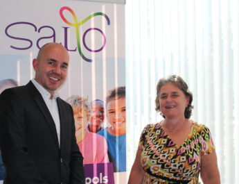 Internationalisation Initiative of SALTO group of Schools