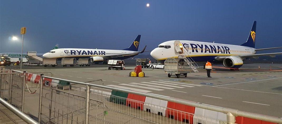 Ryanair personnel threaten strike in Eindhoven