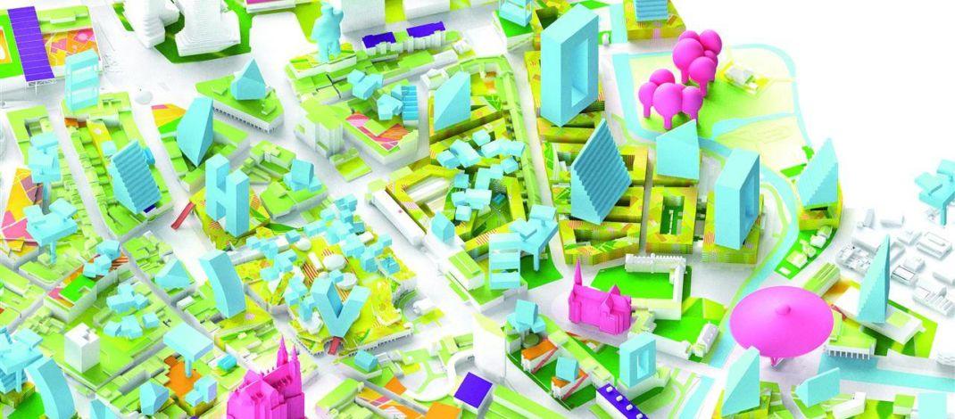 Sneak peek into Eindhoven's future via augmented reality