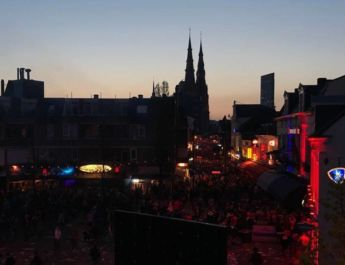 Lights go out in Eindhoven and Geldrop for 'Nacht van de Nacht'