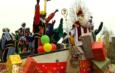 Fear of escalation at Sinterklaas procession