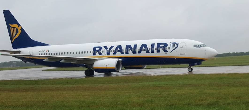 Local political party wants Ryanair to keep base open