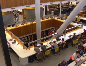TU/e surveys international students: 91 nationalities