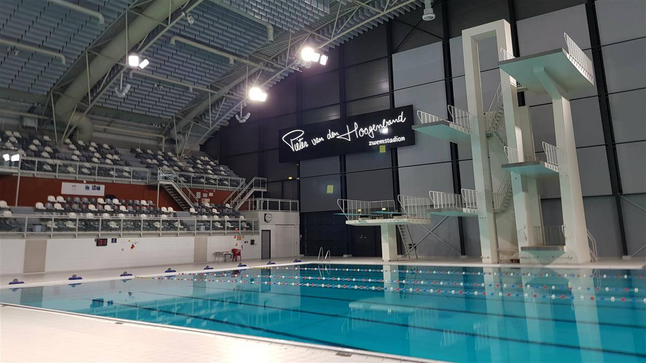 Pieter Van Den Hoogenband Swimming Pool Will Be The Stage For Eindhoven Diving Cup Eindhoven News