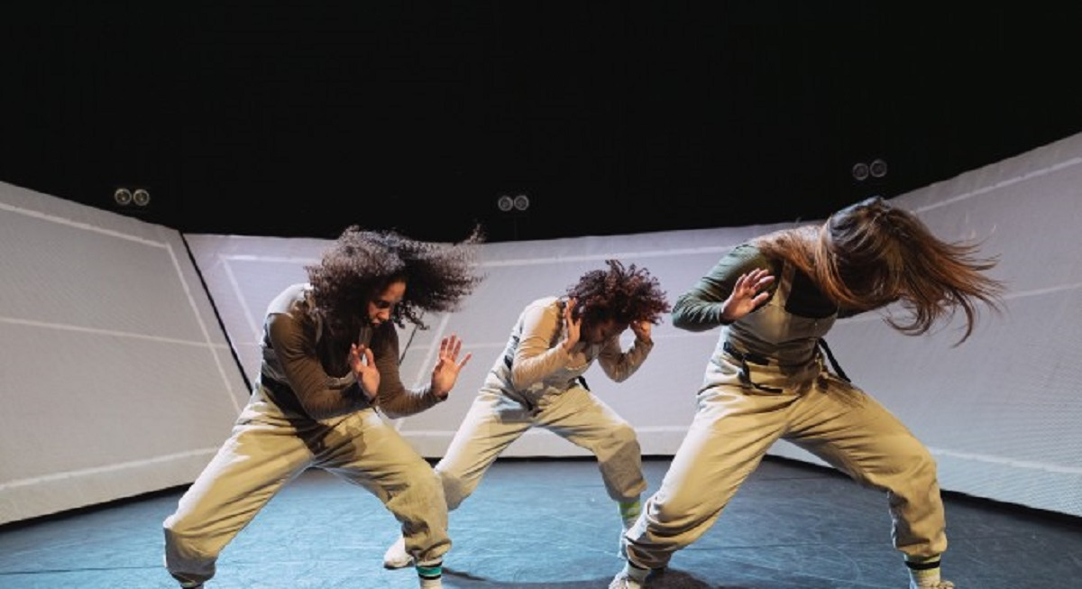 Alida Dors' urban dance in the Parktheater on February 13 Eindhoven News
