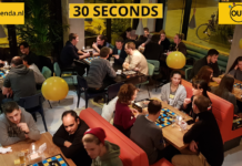 30 seconds - board game - internationals