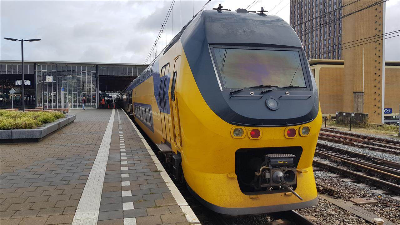 A lot of inconvenience around Eindhoven for train passengers