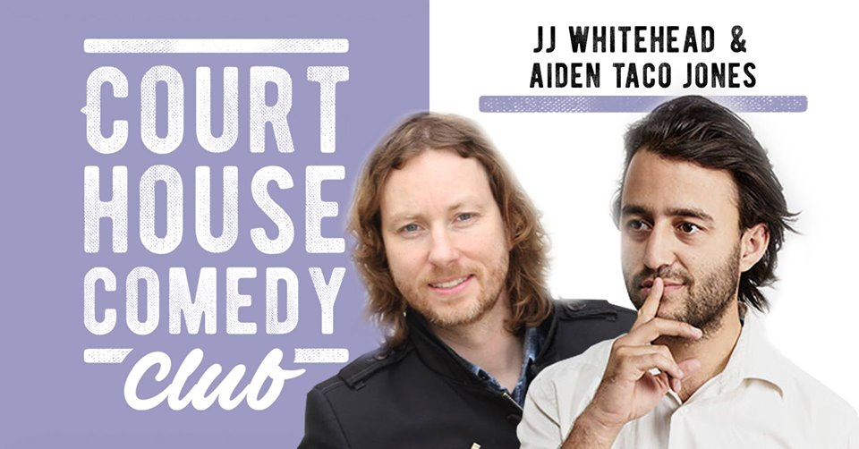 Eve-Vents - Court House Comedy Club