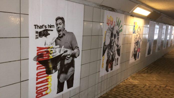 tunnel art, CKE
