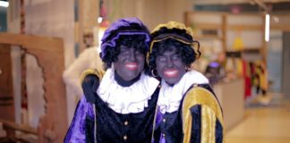 Zwarte Piet to go, from 2020, change in tradition.