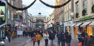 Eindhoven centrum_ shopping_ december_christmas