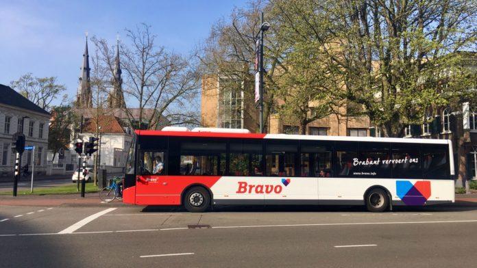 eindhoven bus