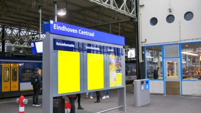New name for Eindhoven Station, Eindhoven Central Station.