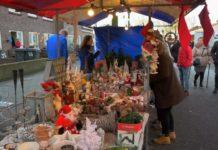 Christmas Market in Woensel West, Brings people together.