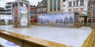 Ice rink_ skating_ de markt_ eindhoven