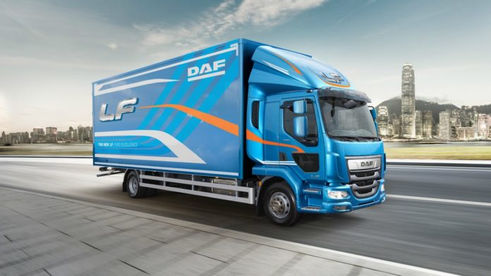 DAF to make more trucks in Eindhoven