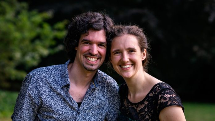 Elke Teurlings en Edward Hollander, nominated for Wedding Photo Award, From Geldrop