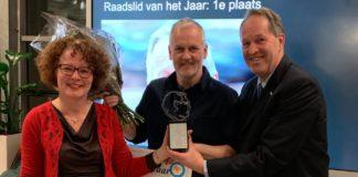 Eva de Bruijn, Groenlinks, Talent of the year, Arnold Raaijmakers