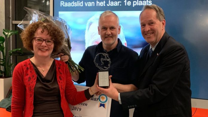 Eva de Bruijn, Groenlinks, Talent of the year, Arnold Raaijmakers