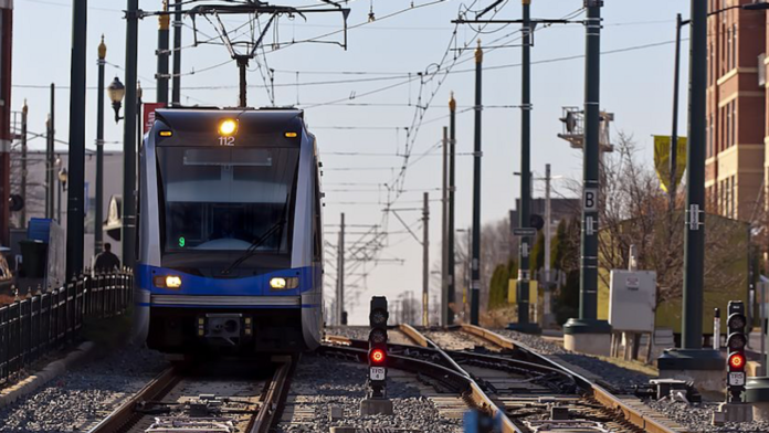 Light rail network