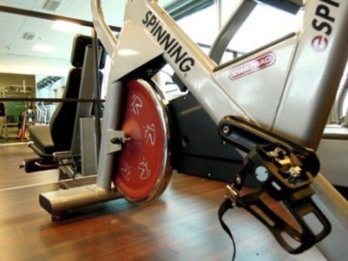 spinning, gym