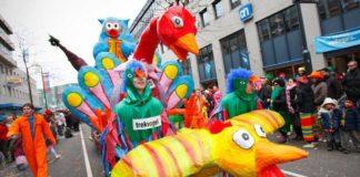 Carnaval Parade, Carnival