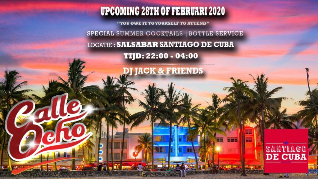 Santiago de Cuba - Calle Ocho