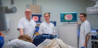 Smart software detect Esophagel Cancer