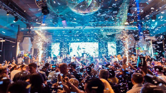 confetti, party, carnival