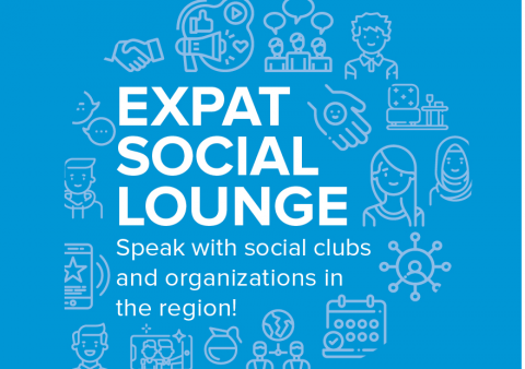 Social Lounge - Holland Expat Center South