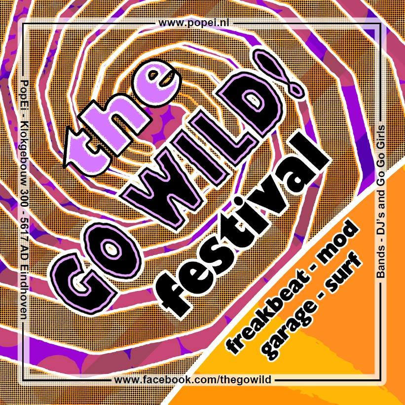 The GO WILD! Festival at POPEI