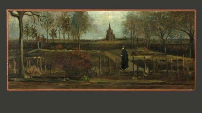Van Gogh painting stolen
