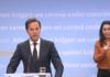 Press conference 31 March - Rutte and De Jonge