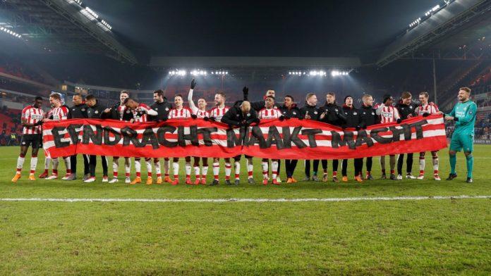 PSV look back on good old days