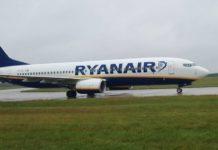 Ryan Air cancels flights to Italy due to coronavirus